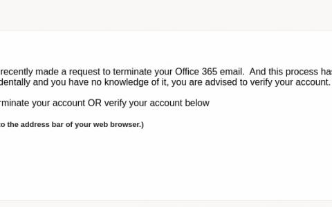 Phishing Alert March 15